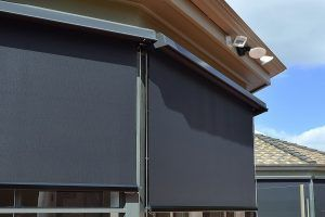 outdoor honeycomb blinds