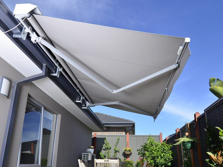 Viewscape Folding Arm Awning