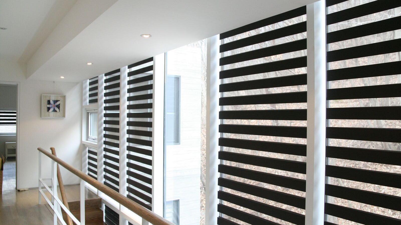 Modern Sheer Elegance blinds