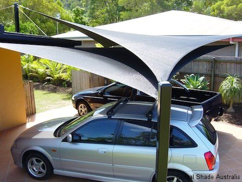 custom shade sails Sydney