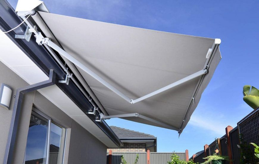 Side Channel Awnings