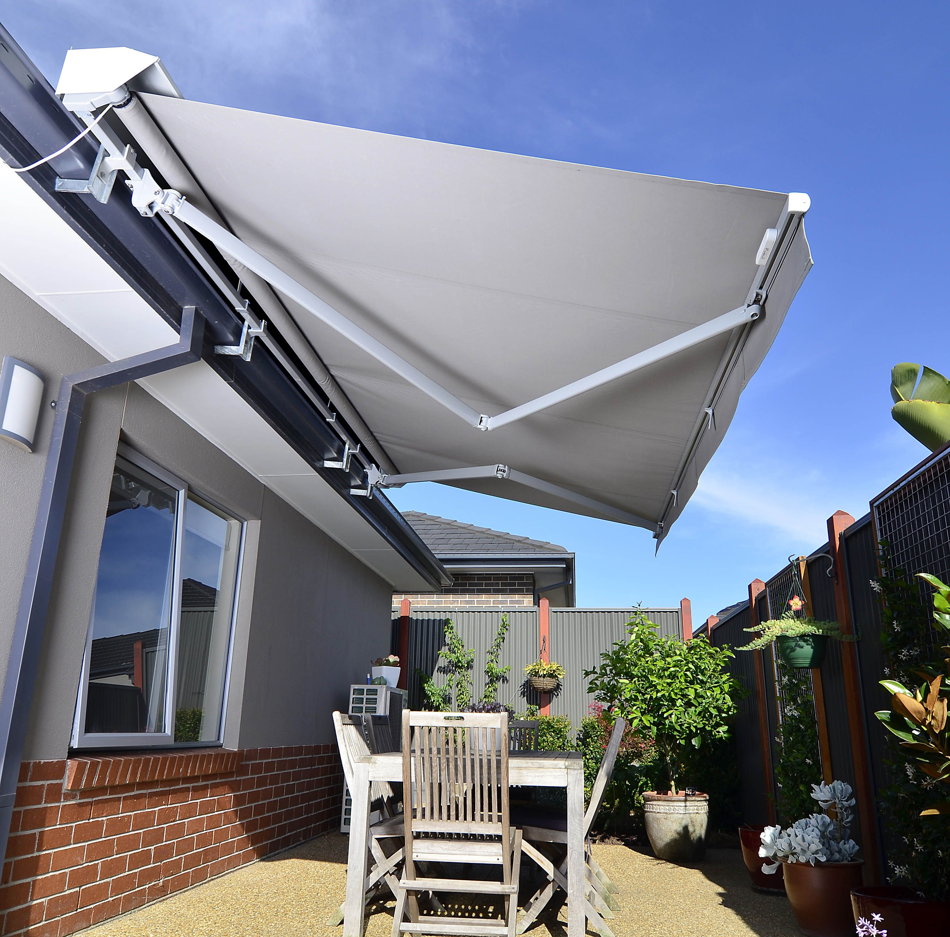 Viewscape Folding Arm Awning Online