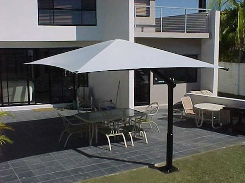 out door umbrella for coffee shop