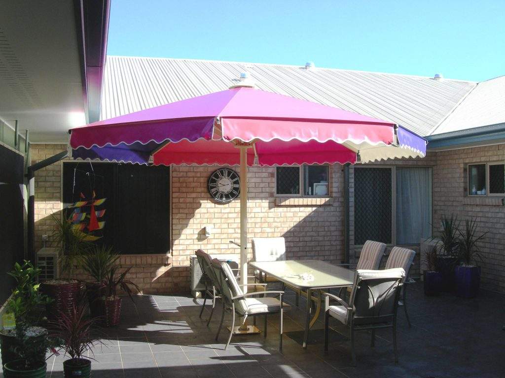 outdoor umbrella for backyard