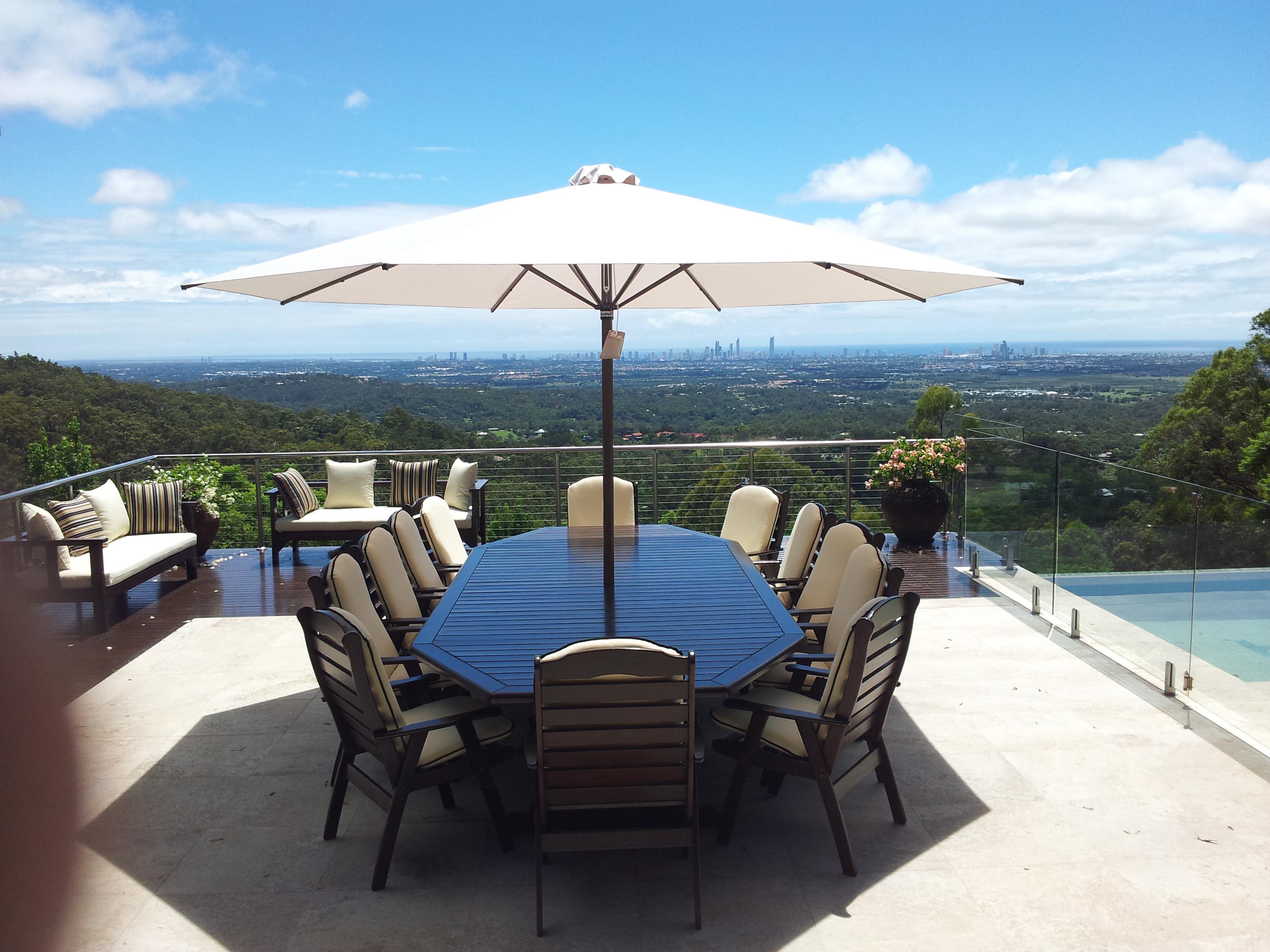 Outdoor umbrellas online sydney