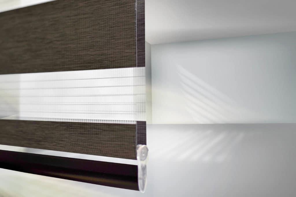 modern panel blinds