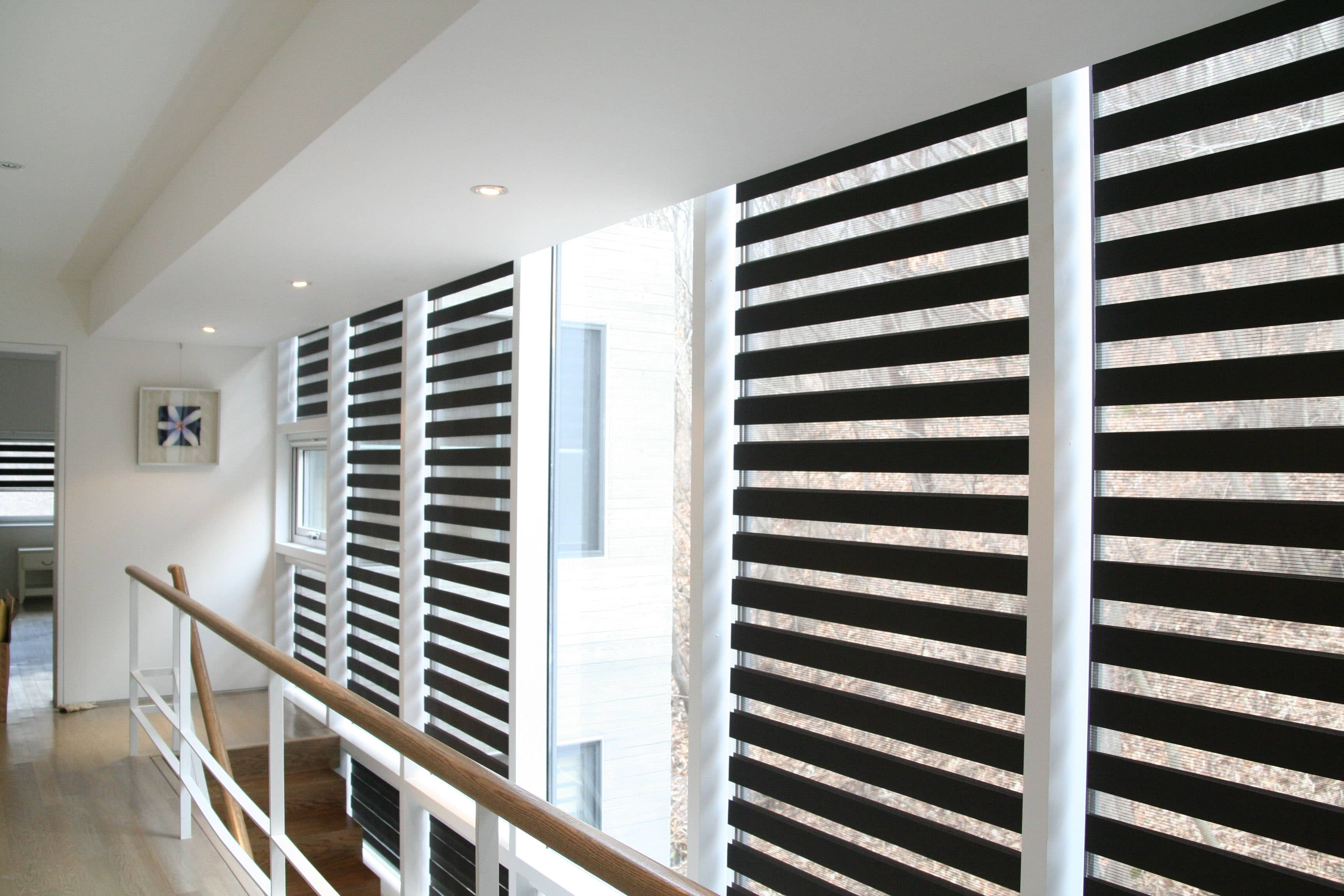 double layered sheer elegance blinds