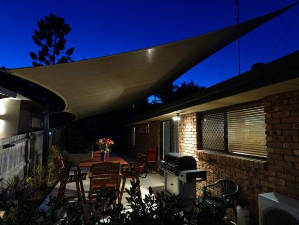 Outdoor shade in Sydney