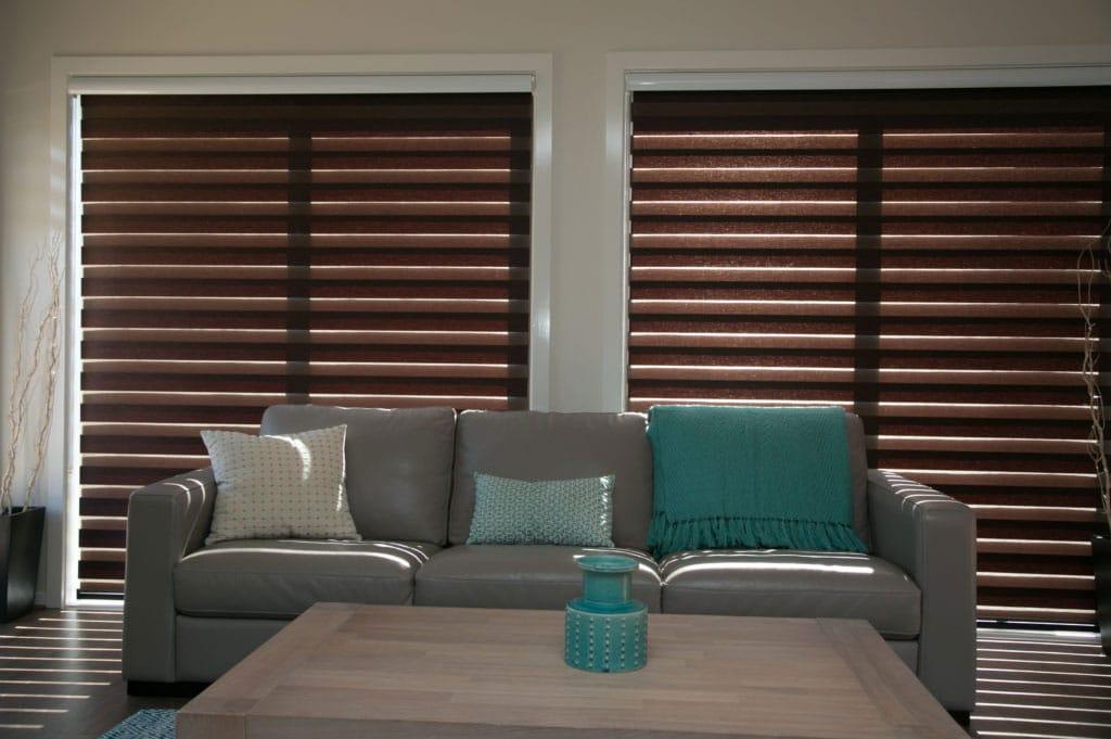 light weight sheer elegance blinds