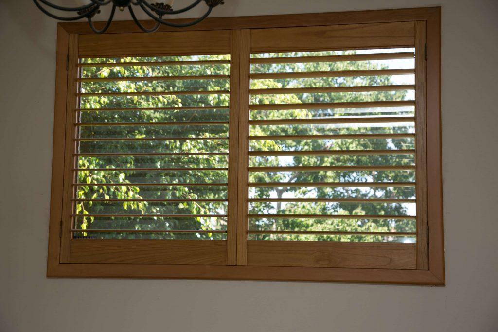 wooden plantation shutter sydney