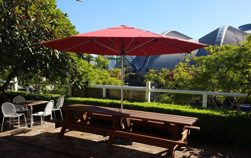A No-Fuss Outdoor Umbrellas Buying Guide