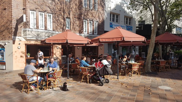 Why Your Café Needs Café Umbrellas