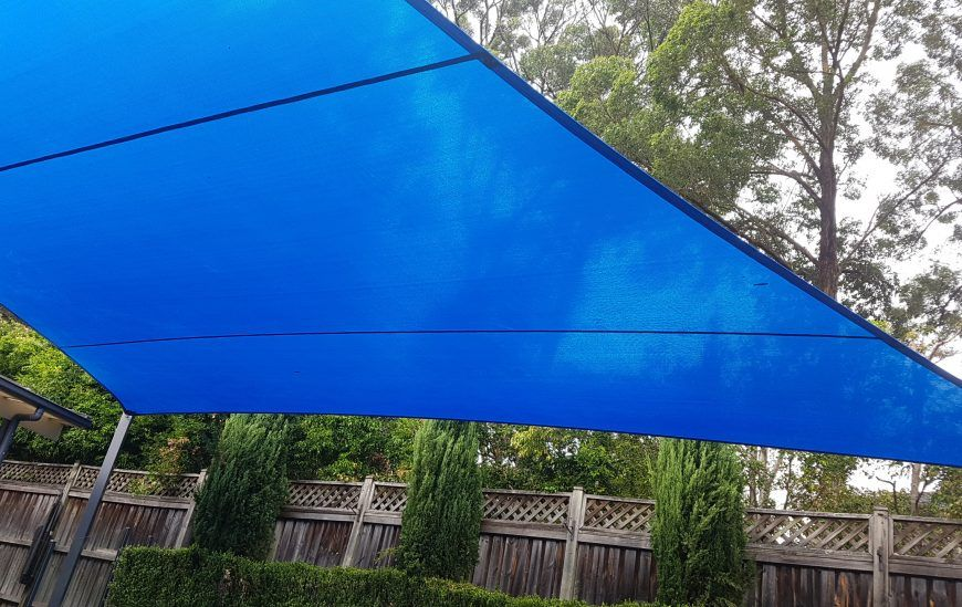 5 Benefits of Quality DIY Shade Sails
