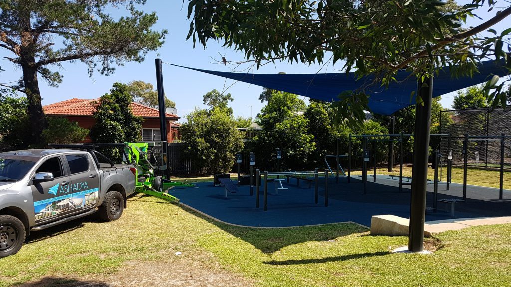 shade sails for Educational centres