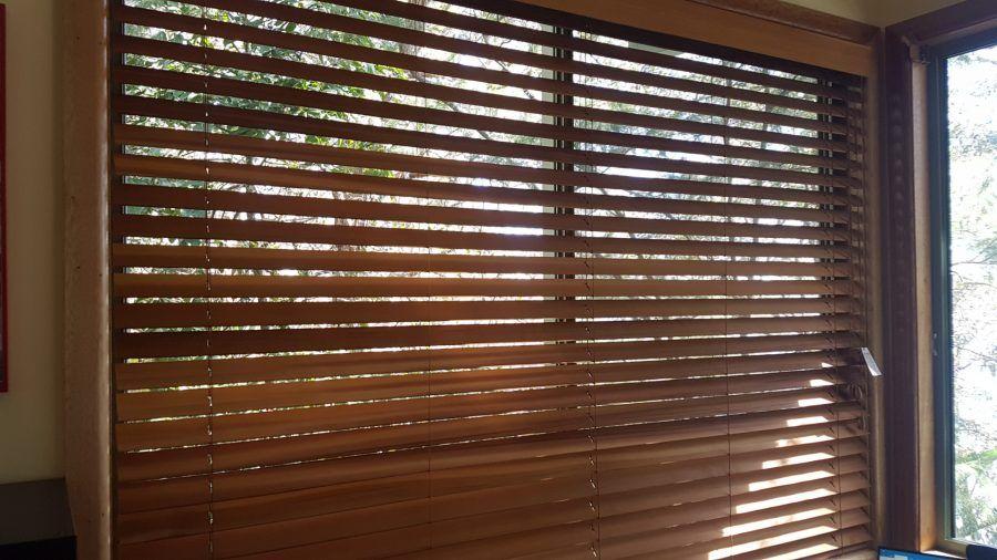 Timber And Aluminium Venetian Blinds Sydney