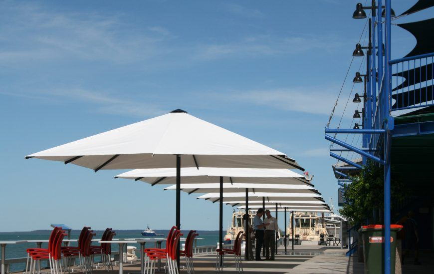 CE Heavy Duty Umbrellas for dining