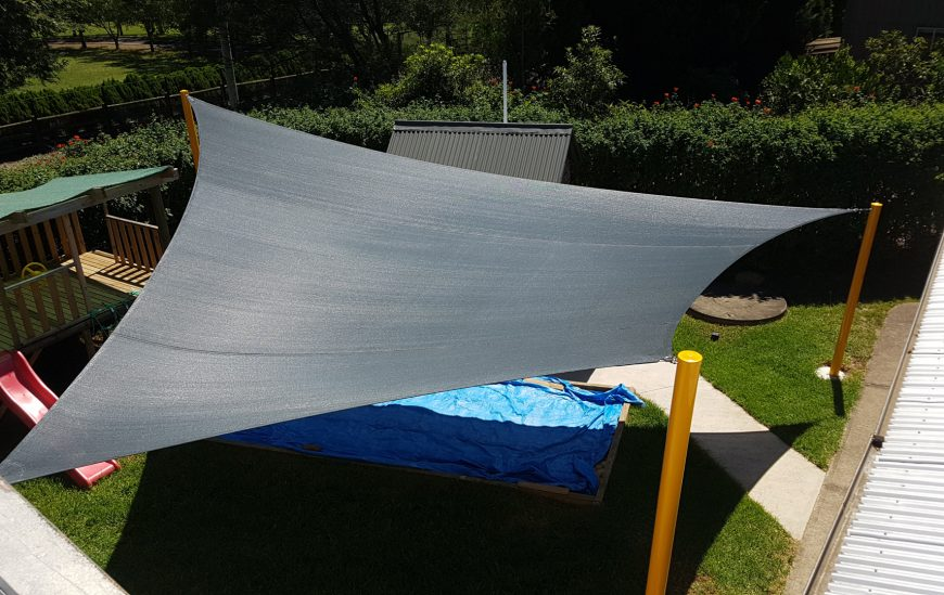 How to Create the Perfect Shade Sail Design