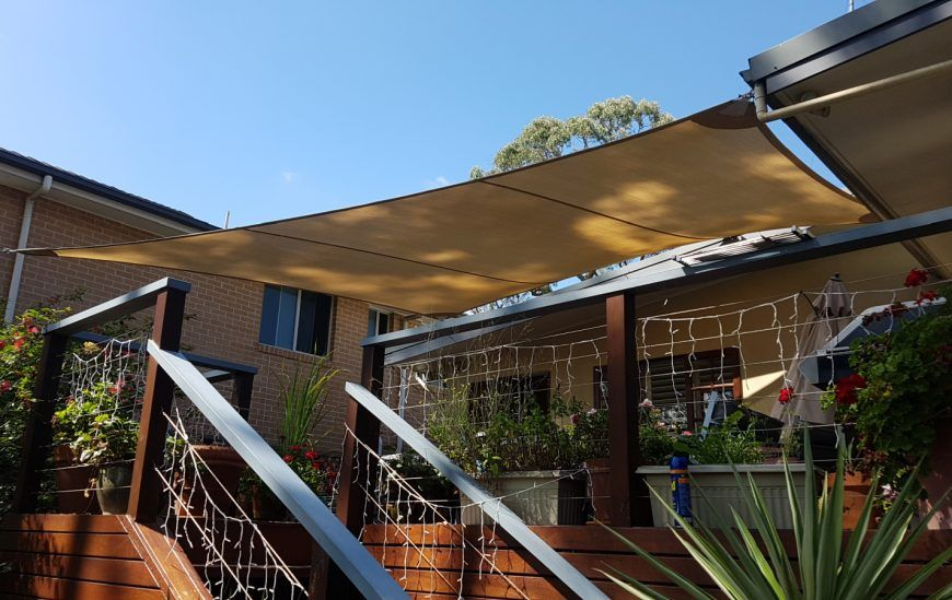 Shade Sails vs Outdoor Umbrellas: Which Is the Better Option?