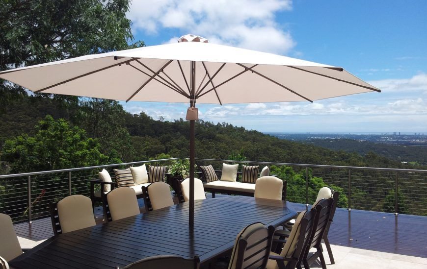 The Top 5 Questions About Patio Umbrellas, Answered!