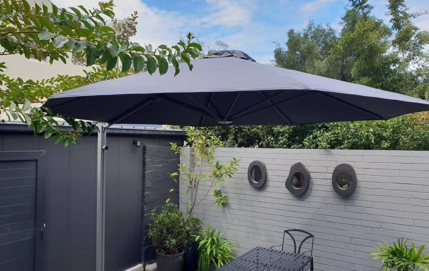 Rejuvenate Your Patio with a Large Patio Umbrella