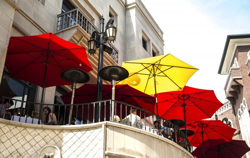 A No-Fuss Buying Guide for Cafe Umbrellas