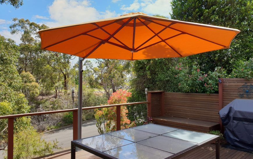 Why Outdoor Umbrellas Are the Best Outdoor Shade Product