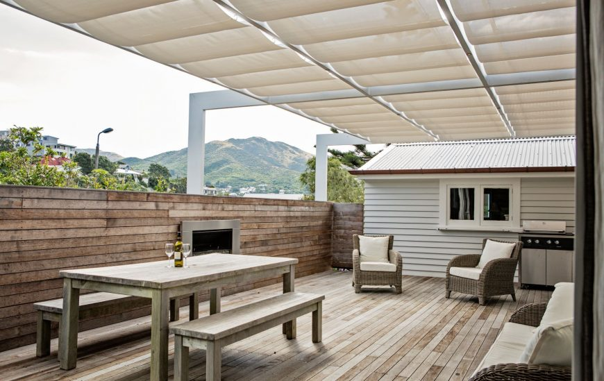 Wave Shade – the retractable shade cover you didn't know you needed!